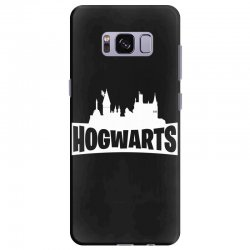 hogwarts parody for dark Samsung Galaxy S8 Plus Case | Artistshot
