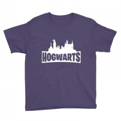 hogwarts parody for dark Youth Tee | Artistshot