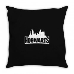 hogwarts parody for dark Throw Pillow | Artistshot