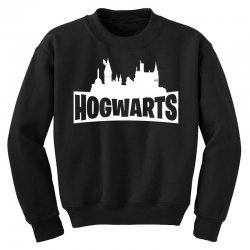 hogwarts parody for dark Youth Sweatshirt | Artistshot