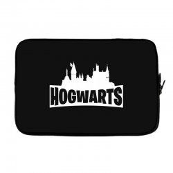 hogwarts parody for dark Laptop sleeve | Artistshot