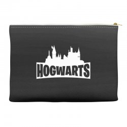 hogwarts parody for dark Accessory Pouches | Artistshot