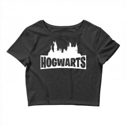 hogwarts parody for dark Crop Top | Artistshot