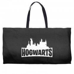 hogwarts parody for dark Weekender Totes | Artistshot