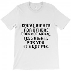 equal rights for light T-Shirt | Artistshot