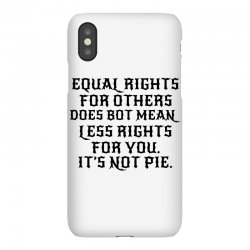 equal rights for light iPhoneX Case | Artistshot