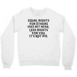 equal rights for light Crewneck Sweatshirt | Artistshot