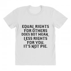 equal rights for light All Over Women's T-shirt | Artistshot