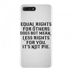 equal rights for light iPhone 7 Plus Case | Artistshot