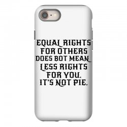 equal rights for light iPhone 8 Case | Artistshot