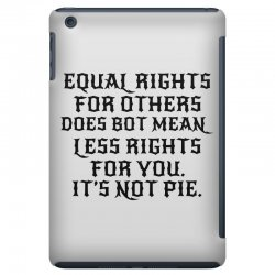equal rights for light iPad Mini Case | Artistshot