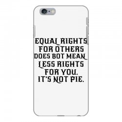 equal rights for light iPhone 6 Plus/6s Plus Case | Artistshot