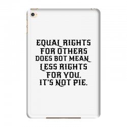 equal rights for light iPad Mini 4 Case | Artistshot