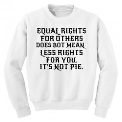 equal rights for light Youth Sweatshirt | Artistshot