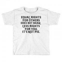 equal rights for light Toddler T-shirt | Artistshot