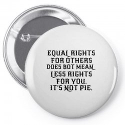 equal rights for light Pin-back button | Artistshot