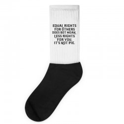 equal rights for light Socks | Artistshot