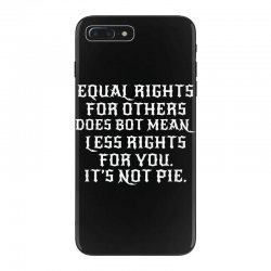 equal rights for dark iPhone 7 Plus Case | Artistshot