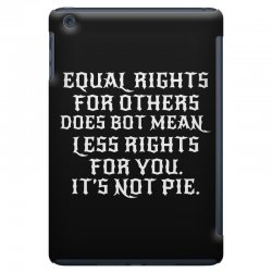 equal rights for dark iPad Mini Case | Artistshot