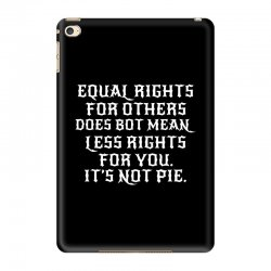equal rights for dark iPad Mini 4 Case | Artistshot