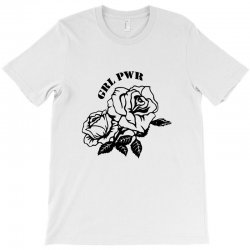 grl pwr for light T-Shirt | Artistshot
