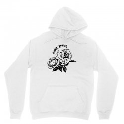 grl pwr for light Unisex Hoodie | Artistshot