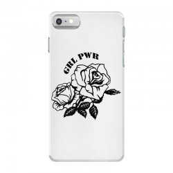 grl pwr for light iPhone 7 Case | Artistshot