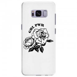 grl pwr for light Samsung Galaxy S8 Plus Case | Artistshot