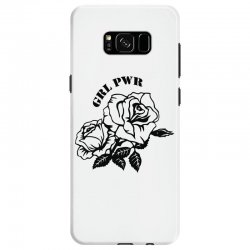 grl pwr for light Samsung Galaxy S8 Case | Artistshot