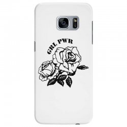 grl pwr for light Samsung Galaxy S7 Edge Case | Artistshot