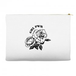 grl pwr for light Accessory Pouches | Artistshot
