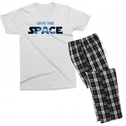 give me space Men's T-shirt Pajama Set | Artistshot