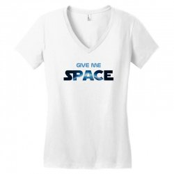 give me space Women's V-Neck T-Shirt | Artistshot