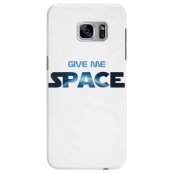 give me space Samsung Galaxy S7 Edge Case | Artistshot