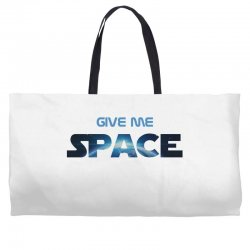 give me space Weekender Totes | Artistshot