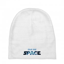 give me space Baby Beanies | Artistshot