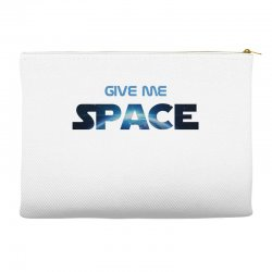 give me space Accessory Pouches | Artistshot