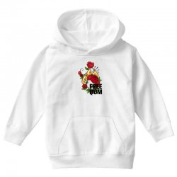 freedom for light Youth Hoodie | Artistshot