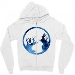 the tale of the three brothers Zipper Hoodie | Artistshot