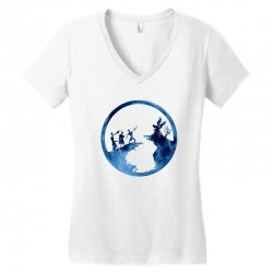the tale of the three brothers Women's V-Neck T-Shirt | Artistshot