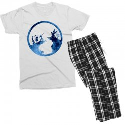 the tale of the three brothers Men's T-shirt Pajama Set | Artistshot