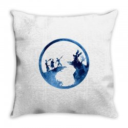 the tale of the three brothers Throw Pillow | Artistshot