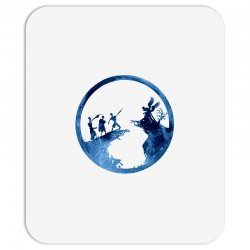 the tale of the three brothers Mousepad | Artistshot
