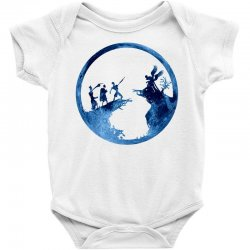 the tale of the three brothers Baby Bodysuit | Artistshot