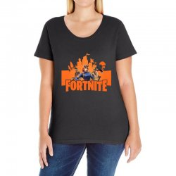 fortnite gallop skin Ladies Curvy T-Shirt | Artistshot