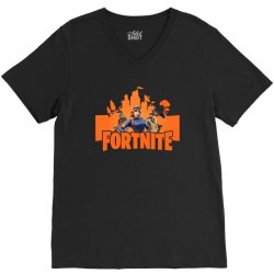 fortnite gallop skin V-Neck Tee | Artistshot