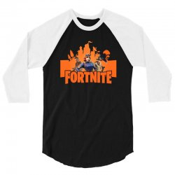fortnite gallop skin 3/4 Sleeve Shirt | Artistshot