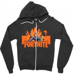 fortnite gallop skin Zipper Hoodie | Artistshot