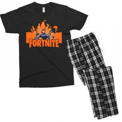 fortnite gallop skin Men's T-shirt Pajama Set | Artistshot