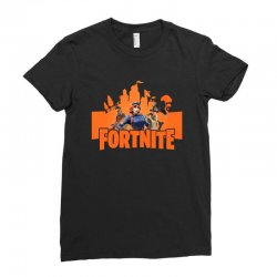 fortnite gallop skin Ladies Fitted T-Shirt | Artistshot